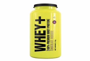 4+ NUTRITION - WHEY+ - 900 g