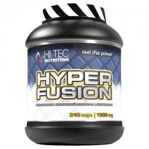HI-TEC HYPERFUSION 240 caps.