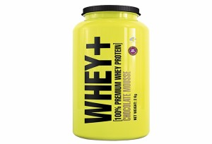 4+ NUTRITION - WHEY+ - 2000 g